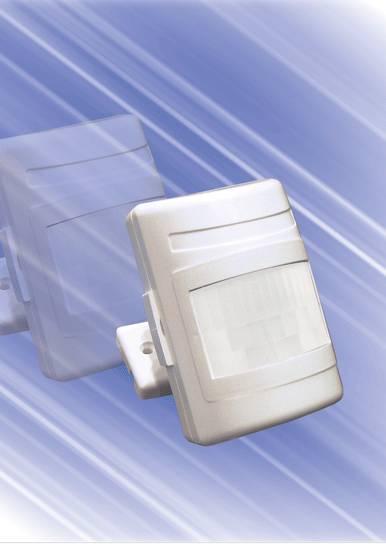 infrared burglar detector