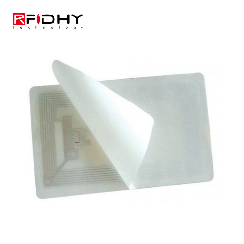 Programmable PVC RFID Inlay for Market and Advertisement