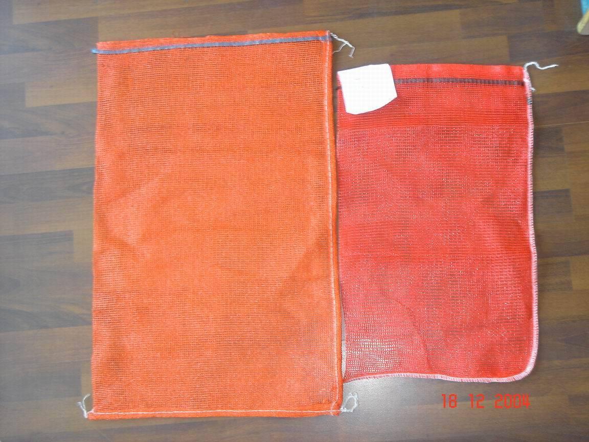 Plastic pp/pe mesh bag for vegetables or fruits
