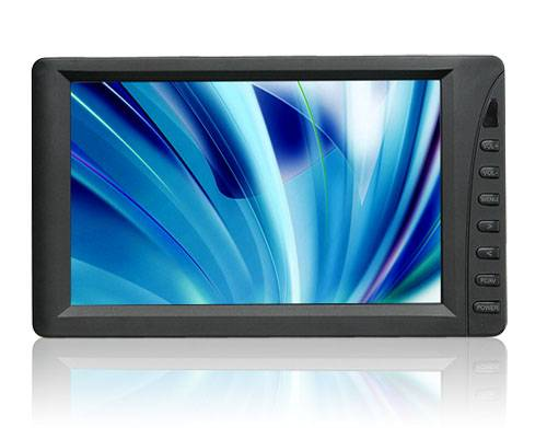 """7"""" VGA TFT LCD Monitor with Touch screen"""