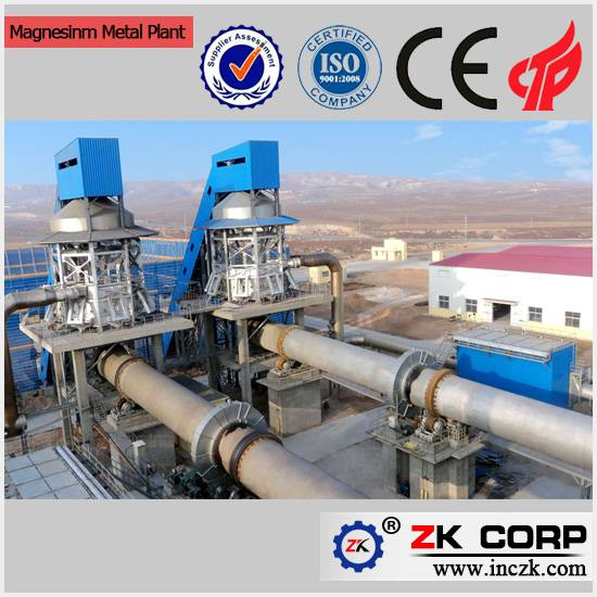 New Different Capacity Rotary Kiln for Cement Production Line