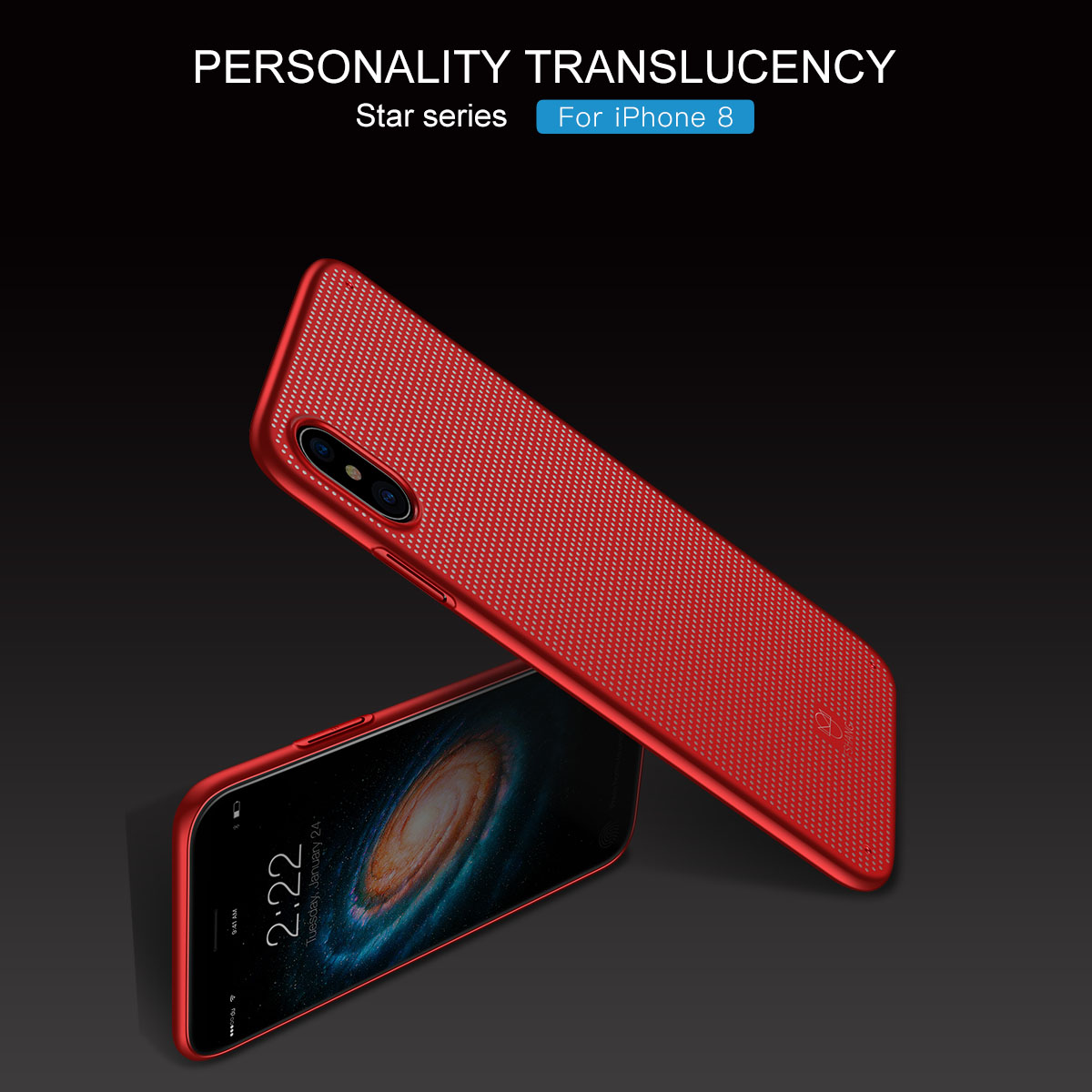 Fan Shang iPhone Cover 8 Apple Accessories