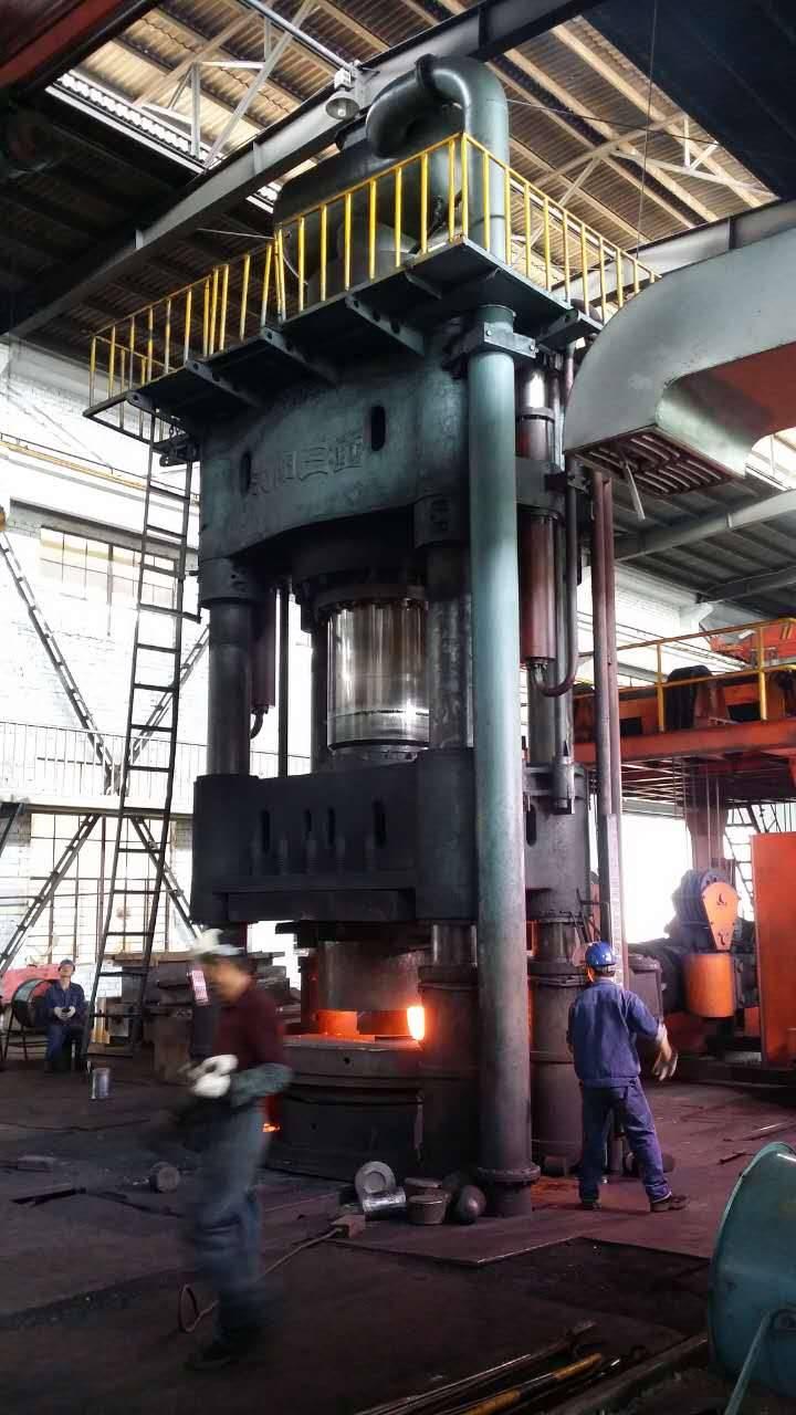 used forging hydraulic press