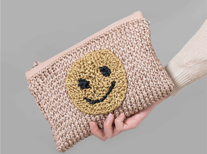 Knitting clutch KIT from South korea
