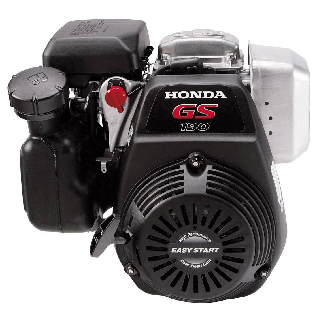 Honda GS190 Air-Cooled 4-Stroke OHC Engine
