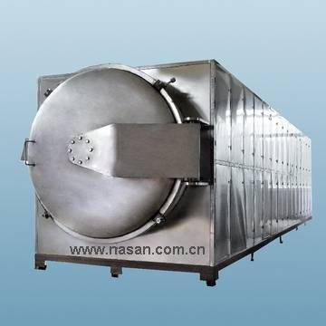 Nasan Microwave Fruit And Vegetable Drying Machine