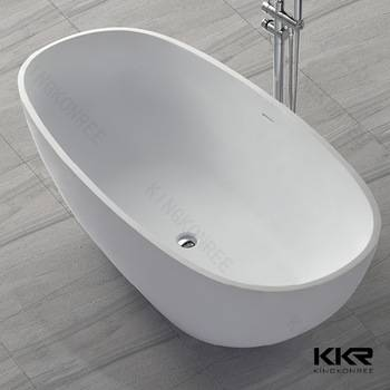 Shenzhen free sample solid surface bathtub in saudi arabia