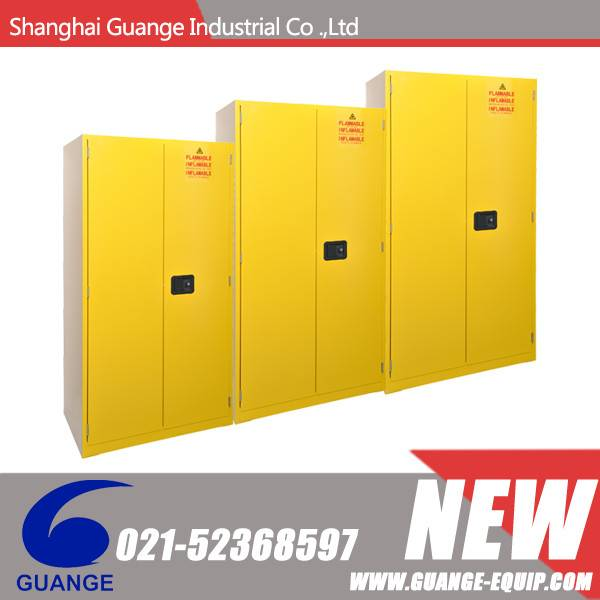 Steel Chemical Inflammable Safety Storage Cabinet with Shelf SHGG56016