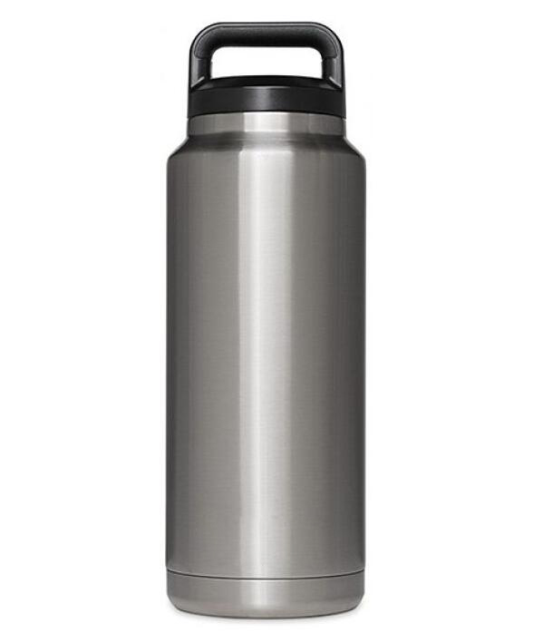 ZC-OT-D Premium Grade Double Walled Vacuum Insulated Stainless Steel Bottle - Keeps COLD and HOT - C