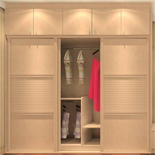 latest wardrobe door design