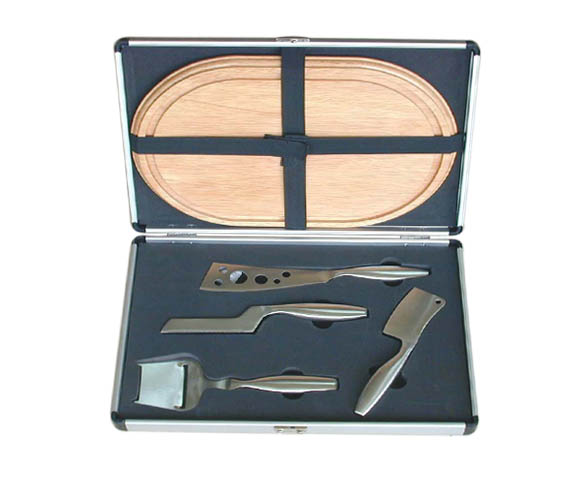Kitchenware Packing Case with Holder and Die-Cut EVA