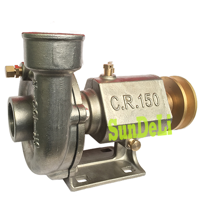 China Stainless steel sea water pump CR150