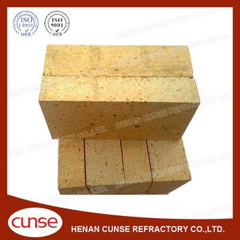 qualified manufacturer anti-stripping alumina refractory brick for cement kiln