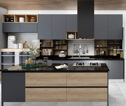 ALL Stainless Steel Kitchen Cabinets