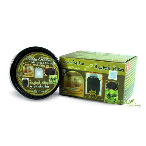 Moroccan Black Oil Soap