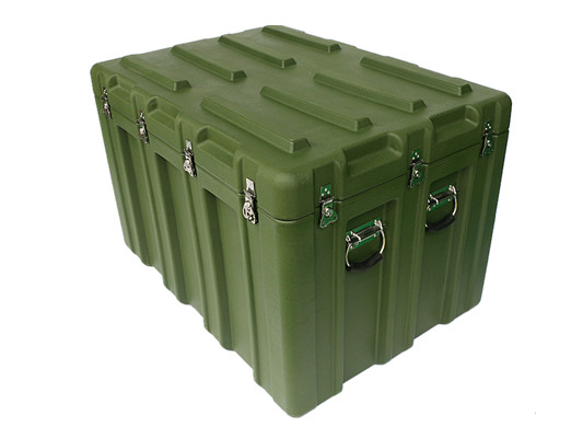 Rotational Plastic Transit Case& Durable Storage Box