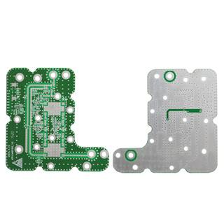 Immersion silver multilayer blank pcb board