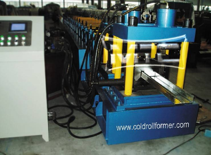 C Beam Roll Forming Machine