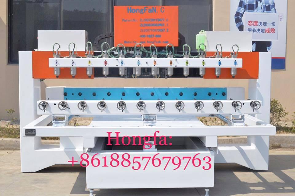 cnc wood engraving machine hongfa 4axis furniture cylinder engraving machine