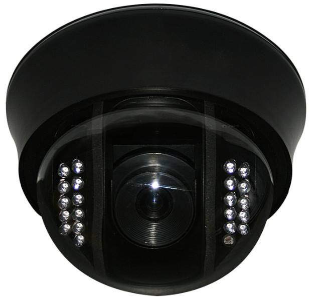 "HD-CVI camera 1/3"" aptina CMOS sensor 1.3Megapixel 720P ,3.6mm, 21pcs IR LED, dome camera"