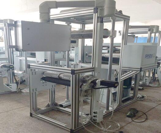 Filter bag production line