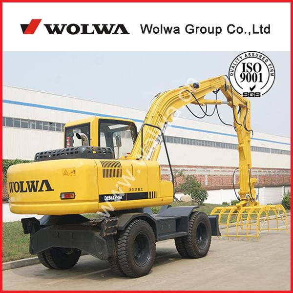 Long arm high quality excavator cane loader for sale
