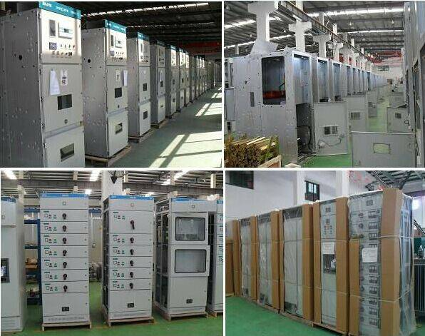 HXGN-12 Box type fixed metal AC switchgear