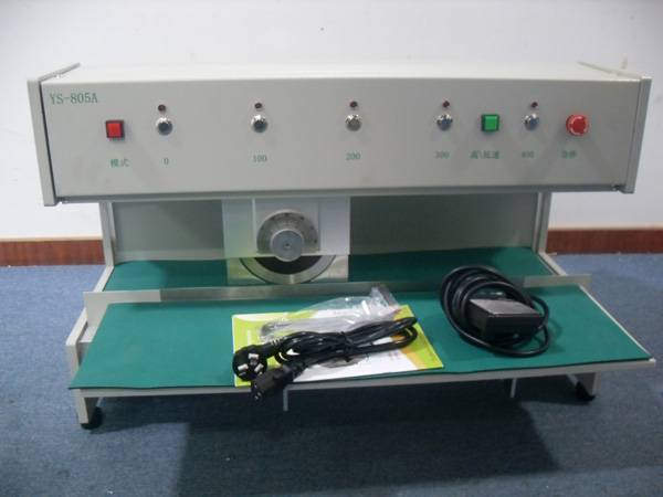 V-cut pcb depaneling machine