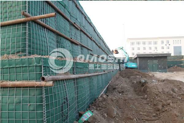 Qiaoshi galvanized after weld wire mesh hesco box