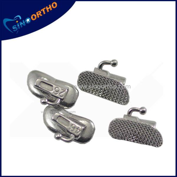 SINO ORTHO dental orthodontic buccal metal tube