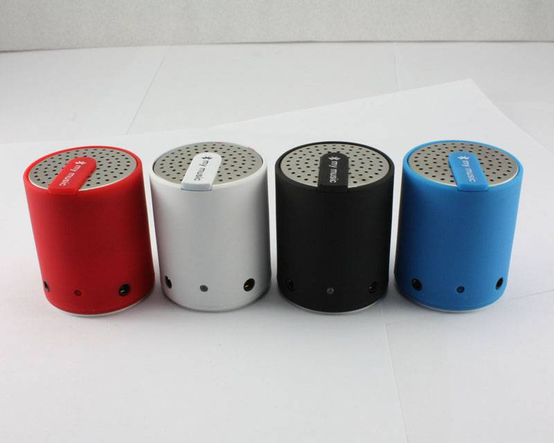 Just Dance promotional bluetooth speaker