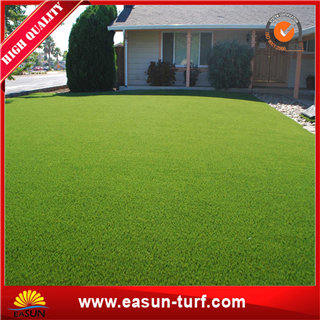 Buy direct from China garden decoration landscape artificial turf grass and landscape synthetic gras