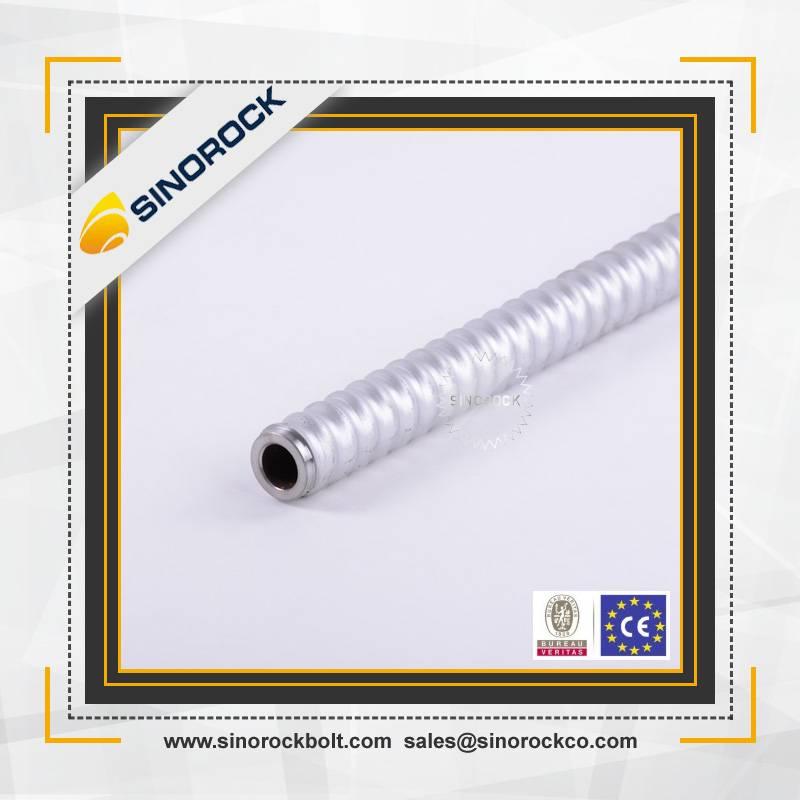 SINOROCK self drilling hollow threaded rod anchor bolt