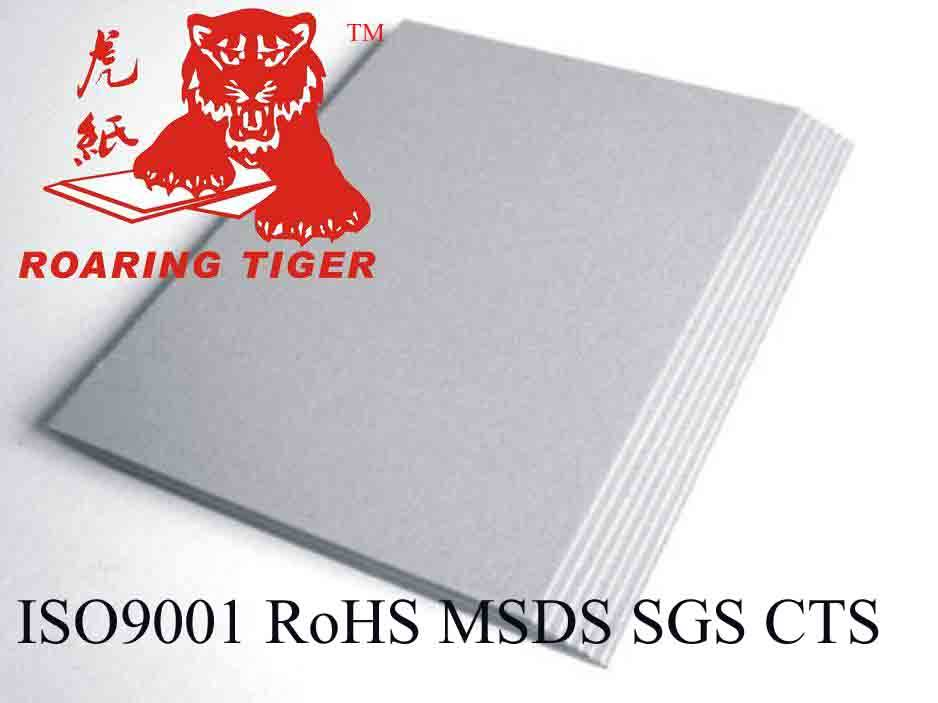 Recycled paper Grey board/gray chip board/cardboard/paper board/paperboard/chipboard/grey cardboard