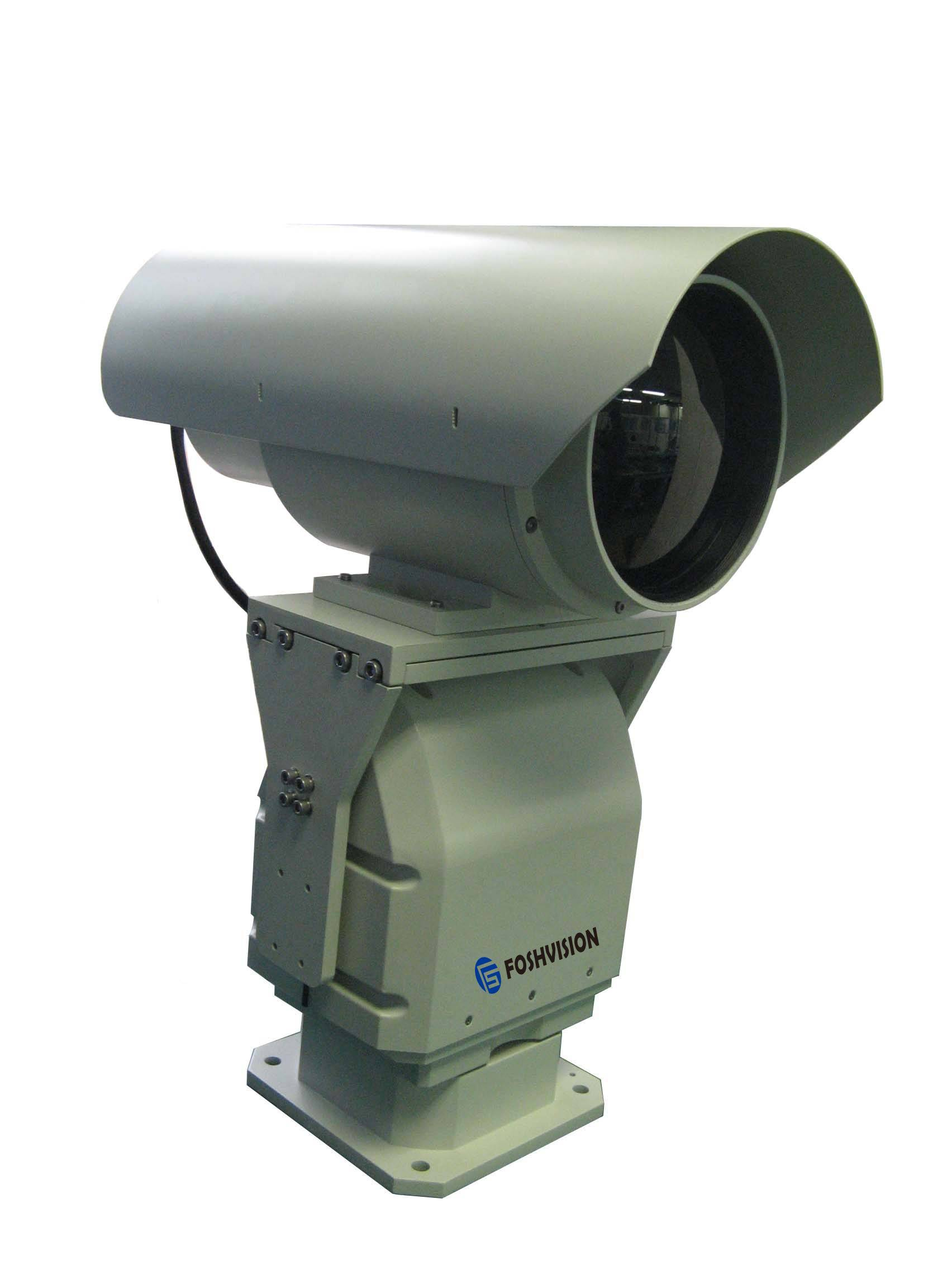 6.7KM PTZ Outdoor Infrared Thermal Camera