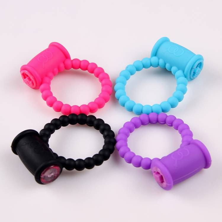 sex products strong vibration silicone penis cock ring sex toys