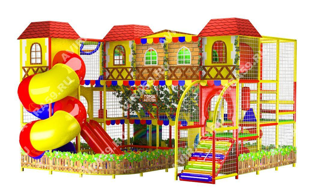 Indoor playground Ciry of Childhood