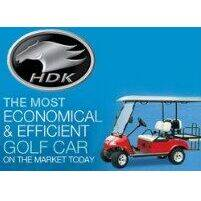 4 Seater HDK Golf Cart For Sale
