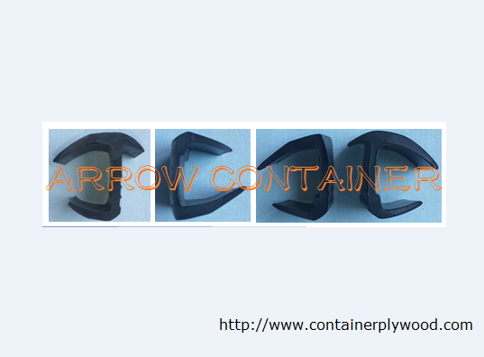 Container parts- shipping container door gasket