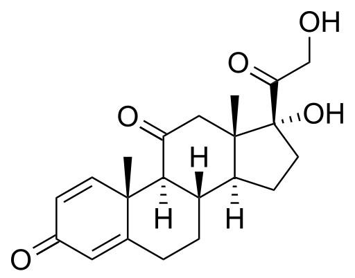 Prednisolone sodium phosphate CAS 53-03-2,125-02-0