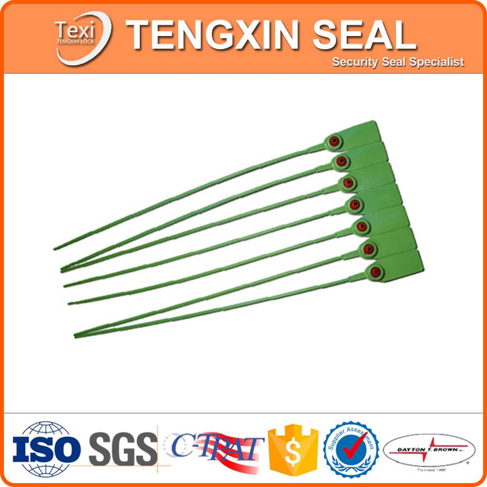 pp plastic seal security seal for logistic bags
