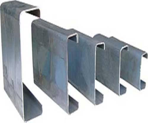 stainless steel u channel steel sizes