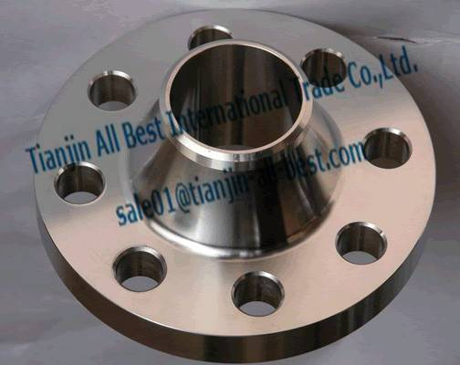 Stainless Weld neck Flanges