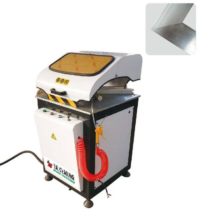 45-90 degree angle single-head cutting machine