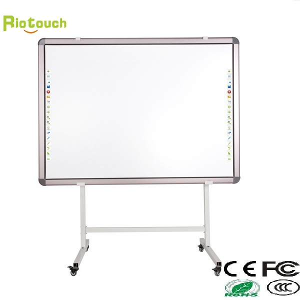 no projector interactive whiteboard with mobile stand