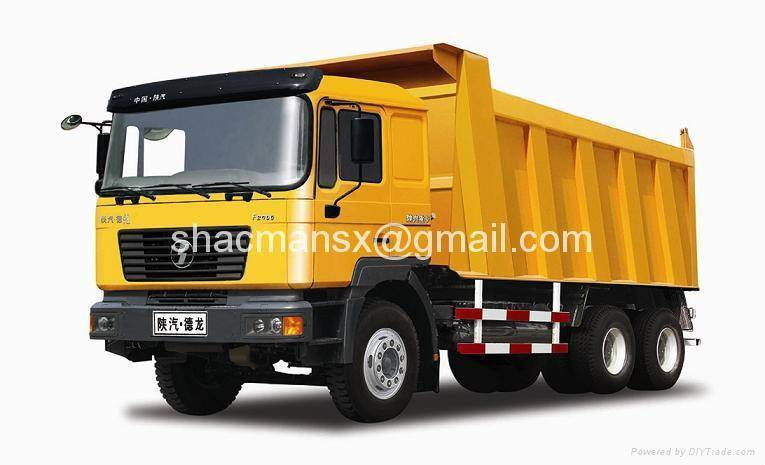 Shacman D-LONG Dump truck SX3254DM384
