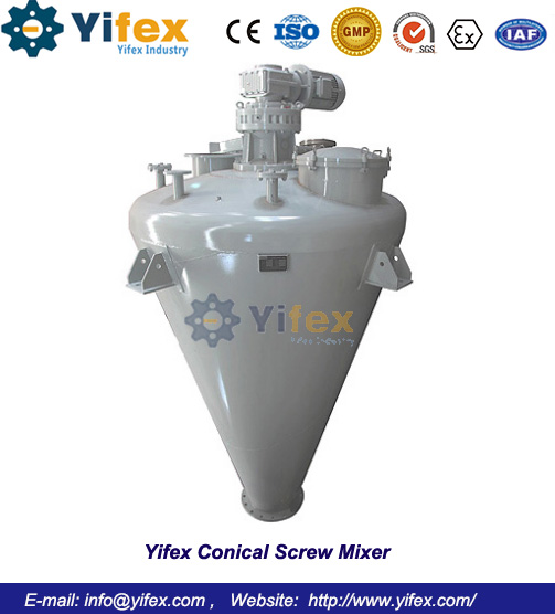 Yifex Conical Screw Mixer