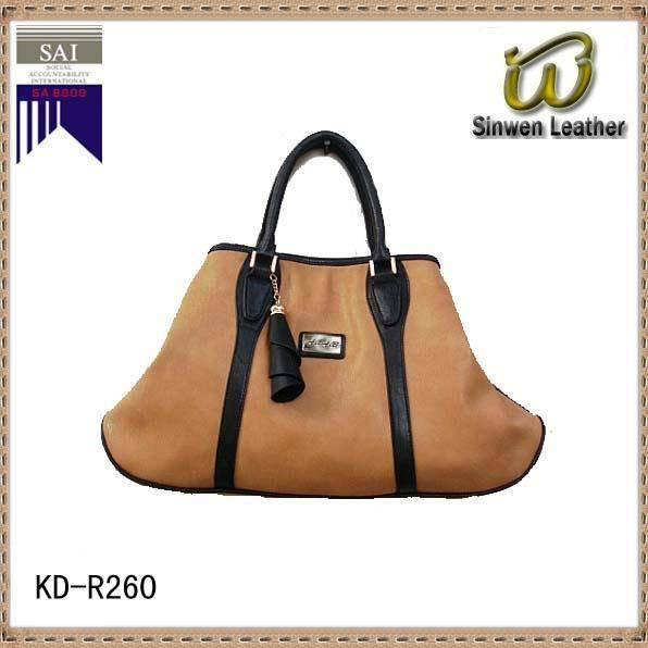 Pu leathe lady handbag bags fashion
