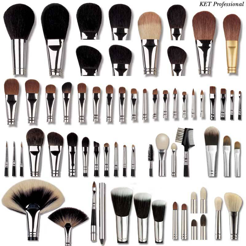 Makeup Brush, Make up Brush, Cosmetic Brush, Mac Brush