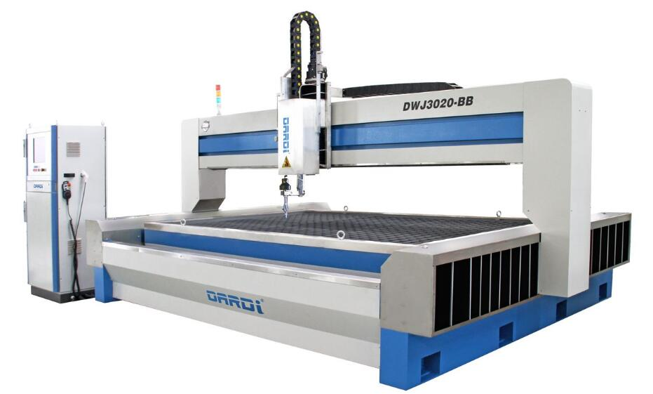 Dardi Bridge Waterjet Cutting Machine DWJ3020-BB